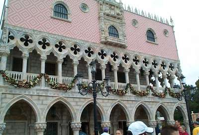 Italy in Epcot