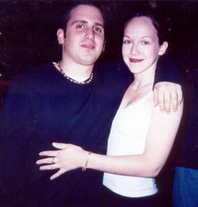 May 2000 Us at Georgetown Station, DC