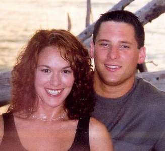 Our Engagement Photo Taken at Grier Island in Bradenton, FL.