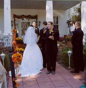 Josh Miller Singing Daughter is A Bride. Thank you Josh for doing such a beautiful job.
