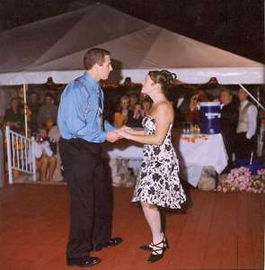 Our Swing Dance!!!