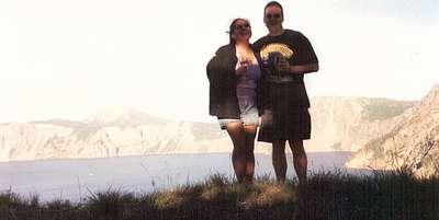 Crater Lake, Oregon July 2001