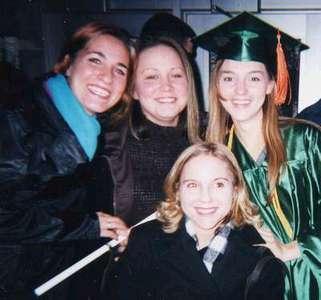 Dana, Jill,  Sara (My favorite roomies!)
