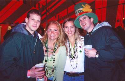 St. Patty's Day 2002 at the Old Shillelagh's