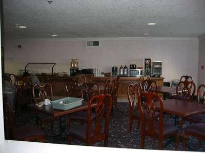 Continental Breakfast Area