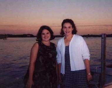 Christine and Melissa in Minnesota