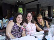 Melissa, Audrey and Laurel