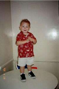 Ethan Lee Day-the other cute ring bearer that lives in Los Angeles