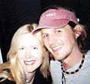 Kat and Brian